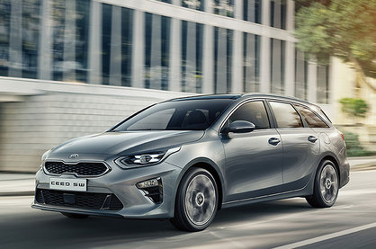 All-New Kia Ceed Sportswagon