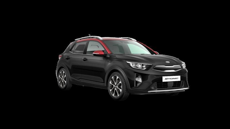 Black Kia Optima >> Kia Stonic - Forest Road Garage Limited